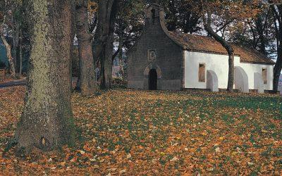 Tineo capilla de San Roque - Careaga